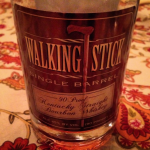 Walking Stick Single Barrel Bourbon Review