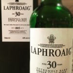 Laphroaig 30 Review