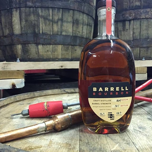 Photo from instagram.com/barrellbourbon