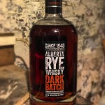 Alberta Dark Batch Rye Review