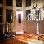 iWhiskey, Anyone? Staring into the Heart of Lost Spirits' Flash-Aging Reactor