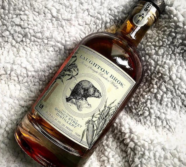 Laughton Brothers Bourbon